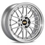 "BBS LM Brilliant Sølv 17""(0707112#)"