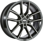 "BBS XA Night fever black diamondcut 20""(0361399#)"