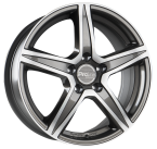"Proline CX200 grey polished 17""(10001071)"