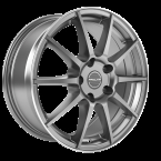 "Proline UX100 grey rim polished 16""(10001401)"