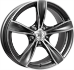 "1000 Miglia MM033 Anthracite Polished ANTHRACITE POLISH 17""(EW431162)"