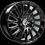 "Tomason TN16 black painted 17""(GTALU826-509)"