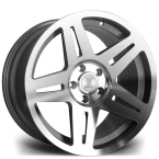 "Stuttgart ST11 SILVER POLISHED 18""(ST1118955X11245731SP-v1)"