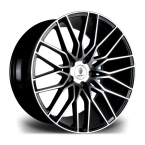 "Stuttgart ST8 BLACK POLISHED 19""(ST819955X11245731BP-v1)"
