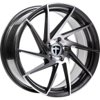 "Tomason TN17 Titanium Diamand Polished 18""(4250683510518)"