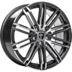 "Tomason TN18 gunmetal polished 18""(4250683510969)"