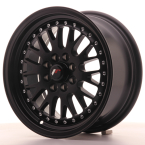 "Japan Racing JR10 Matt Black 15""(WTJR10157143074BF-4x100-30)"