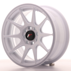 "Japan Racing JR11 White 15""(WTJR11157043067W1-4x100-30)"