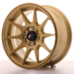 "Japan Racing JR11 Gold 15""(WTJR11157143067GDF-4x100-30)"