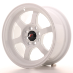 "Japan Racing JR12 White 15""(WTJR12157542673W-4x100-26)"