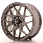 "Japan Racing JR18 Gun Metal 16""(WTJR18167043573GM-4x100-35)"