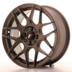 "Japan Racing JR18 Matt Bronze 16""(WTJR18167043573MBZ-4x100-35)"