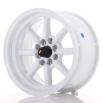 "Japan Racing JR19 White 15""(WTJR19158040073W-4x100-00)"
