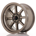 "Japan Racing JR19 Matt Bronze 15""(WTJR19158140073MBZ-4x100-00)"