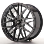 "Japan Racing JR28 Hyper Black 17""(WTJR2817805K3567HB-5x100-35)"