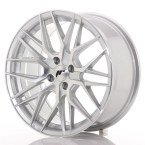 "Japan Racing JR28 Silver Machined Face 17""(WTJR2817804H4067SM-4x100-40)"