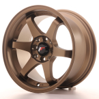 "Japan Racing JR3 Anodized Bronze 15""(WTJR3158142573ABZ-4x100-25)"