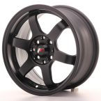"Japan Racing JR3 Matt Black 15""(WTJR3157142573BF-4x100-25)"