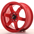 "Japan Racing JR3 Red 15""(WTJR3157044073R-4x100-40)"