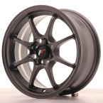 "Japan Racing JR5 Matt Gun Metal 15""(WTJR515704H3573GMM-4x100-35)"