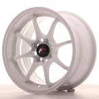 "Japan Racing JR5 White 15""(WTJR515804H2873W-4x100-28)"