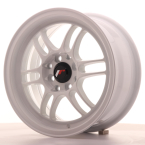 "Japan Racing JR7 White 15""(WTJR7157043873W-4x100-38)"