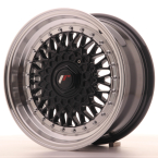 "Japan Racing JR9 Gloss Black w/Machined Lip 15""(WTJR9157142074GB-4x100-20)"