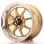 "Japan Racing TFII Gold 15""(WTTFII157543073GD-4x100-30)"