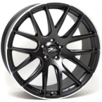 "ZITO 935 Gloss Black Lip Polished 19""(859Q20GBLPZIXLS)"