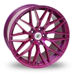 "ZITO ZF01 Purple 20""(100Q45PZIZF01)"