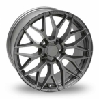 "ZITO ZF01 Satin Grey 19""(909BS25MGMZIZF01)"