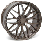 "ZITO ZF01 Triple Satin Bronze 19""(909BS25MBRZIZF01)"