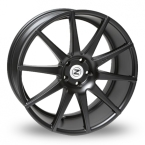 "ZITO ZS03 Satin Black 21""(901BP30SBZIZS03)"