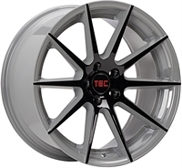 "TEC by ASA Gt7 Black - Grey 19""              EW411986"