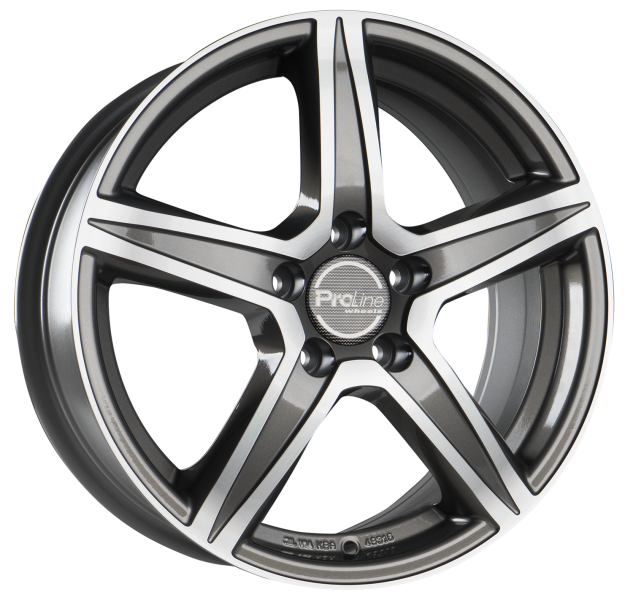 Proline CX200 grey polished 17""