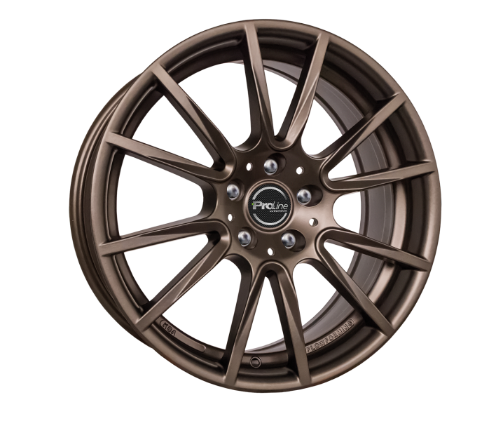 Proline PXF matt bronze 17""