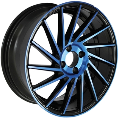 KW-SERIES S11 VF sort/blå 17""