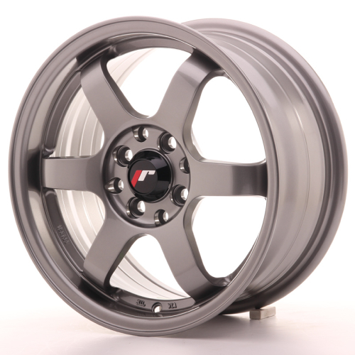 Japan Racing JR3 gunmetal 15""