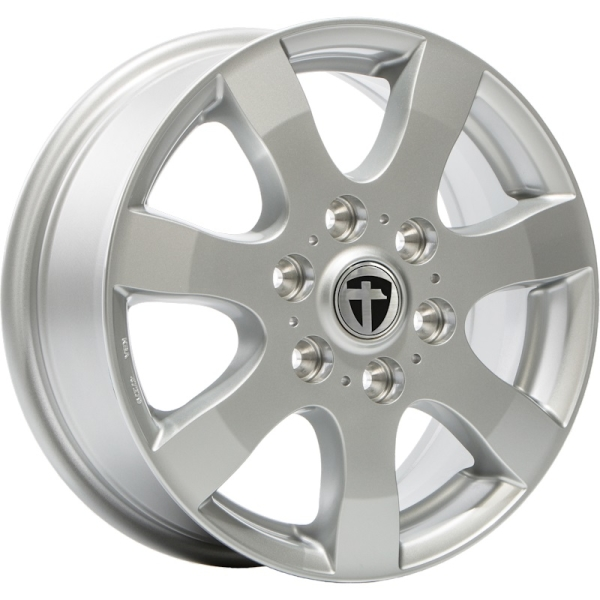 Tomason TN3F Silver painted 15""