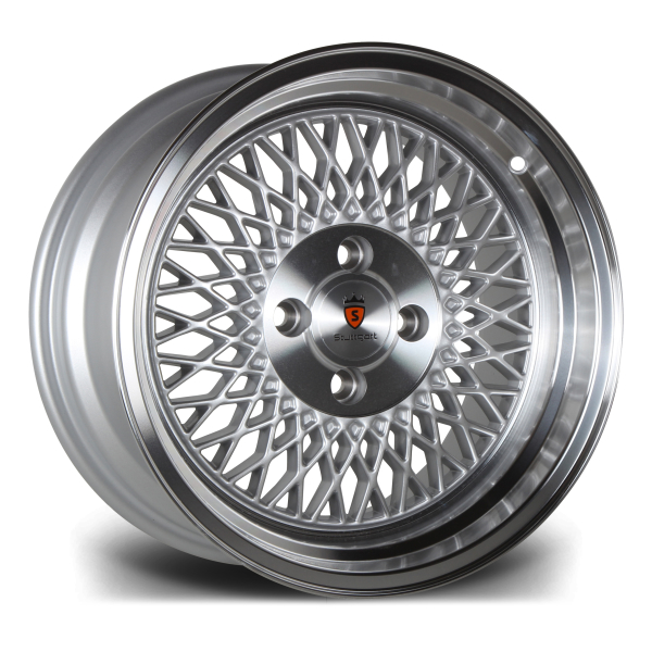 Stuttgart ST1 SILVER POLISHED LIP 16""