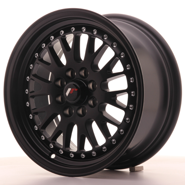 Japan Racing JR10 Matt Black 15""
