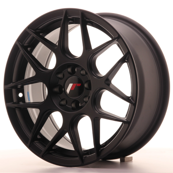 Japan Racing JR18 Matt Black 16""