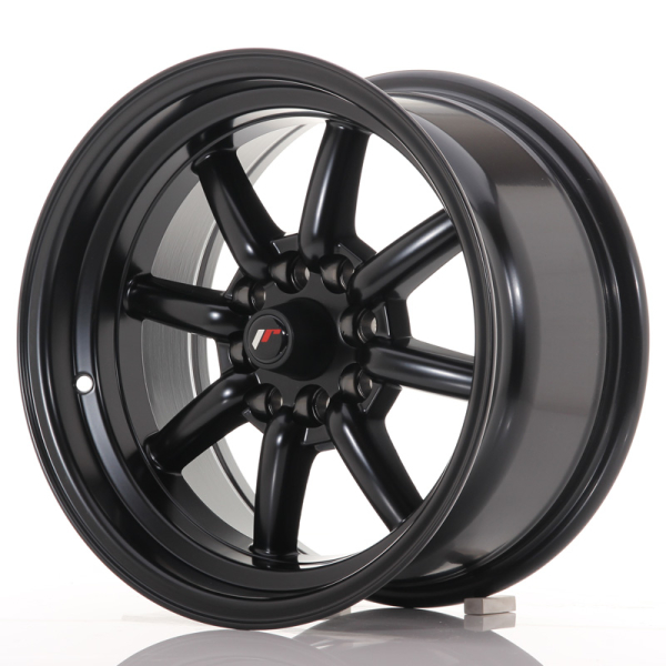 Japan Racing JR19 Matt Black 15""