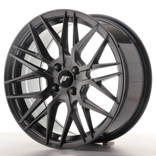 Japan Racing JR28 Hyper Black 17""