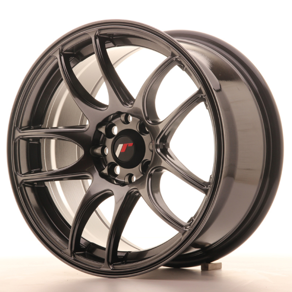 Japan Racing JR29 Hyper Black 16""