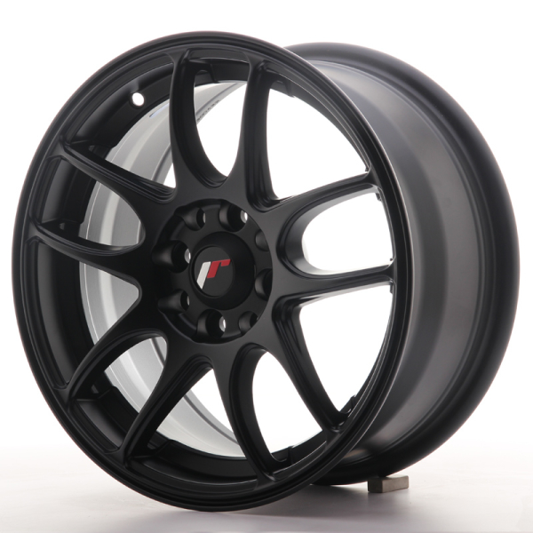 Japan Racing JR29 Matt Black 15""