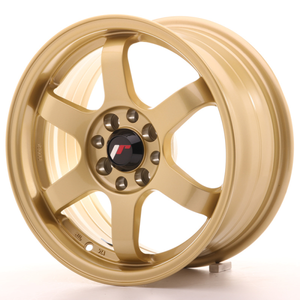 Japan Racing JR3 Gold 15""