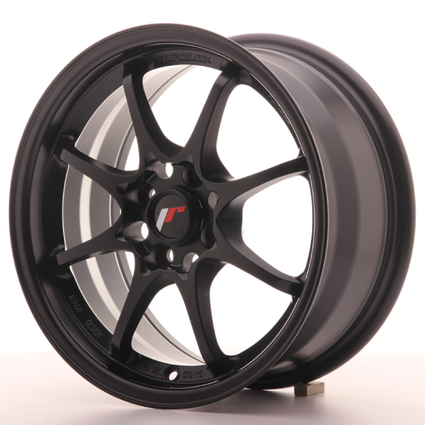 Japan Racing JR5 Matt Black 15""