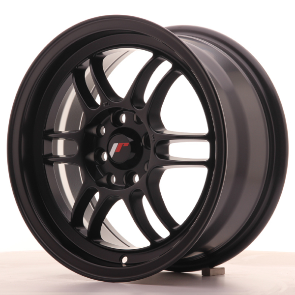 Japan Racing JR7 Matt Black 15""