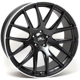 ZITO 935 Gloss Black Lip Polished 19""
